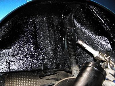 Чем обработать днище машины от коррозии