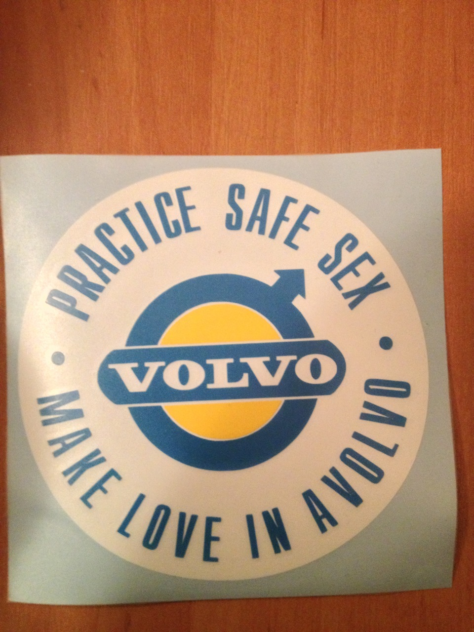 make save sex in volvo
