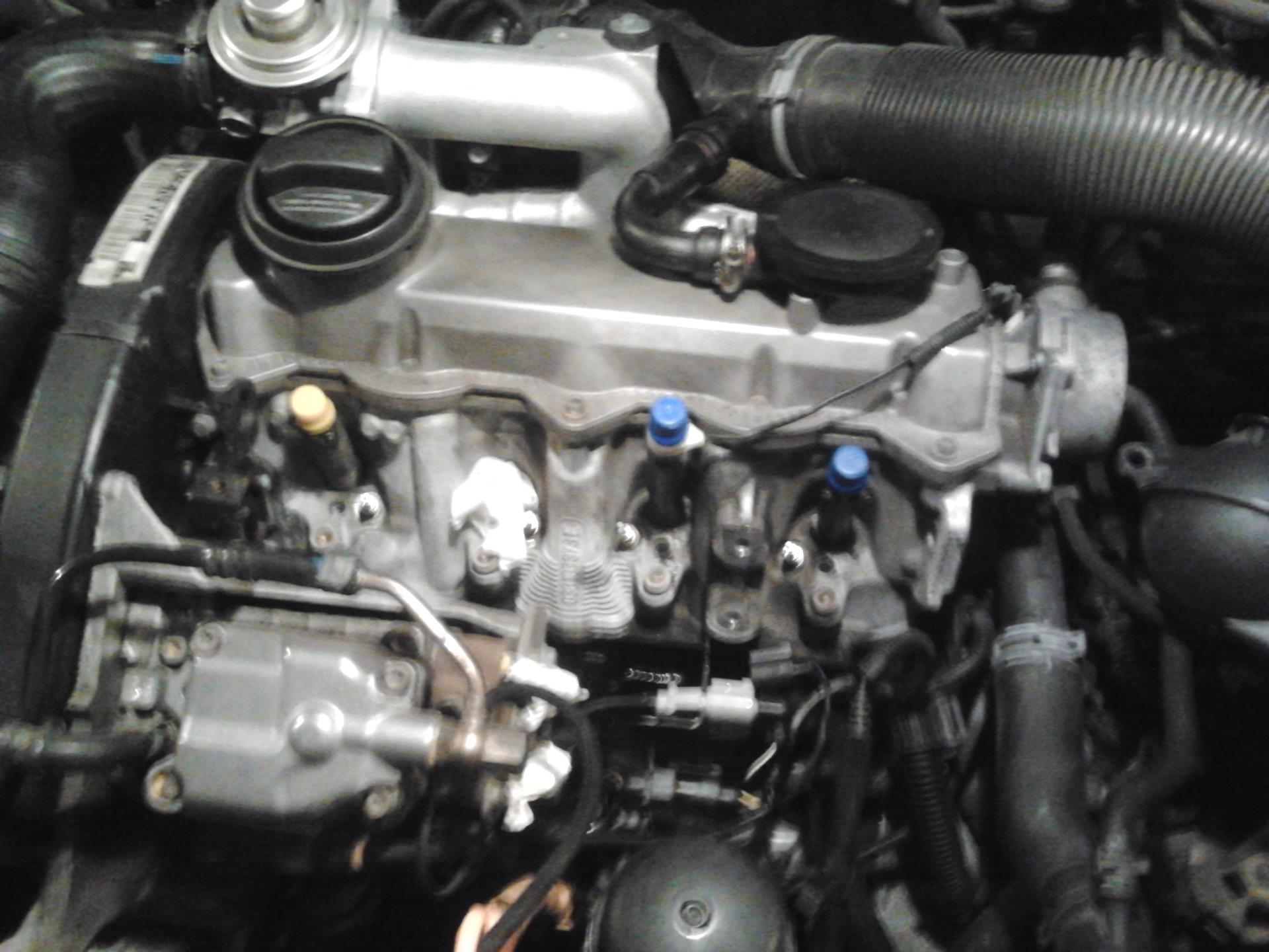 Диагностика форсунок двигателя шкода октавия Замена растяжки фрилендер 2