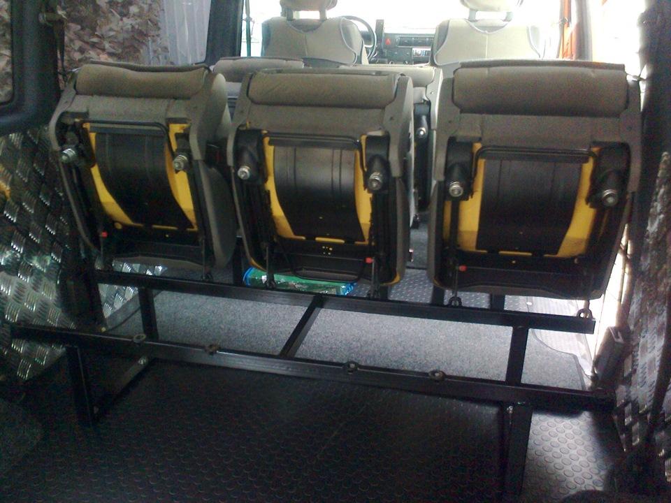 Фольксваген транспортер т4 тюнинг салона своими руками