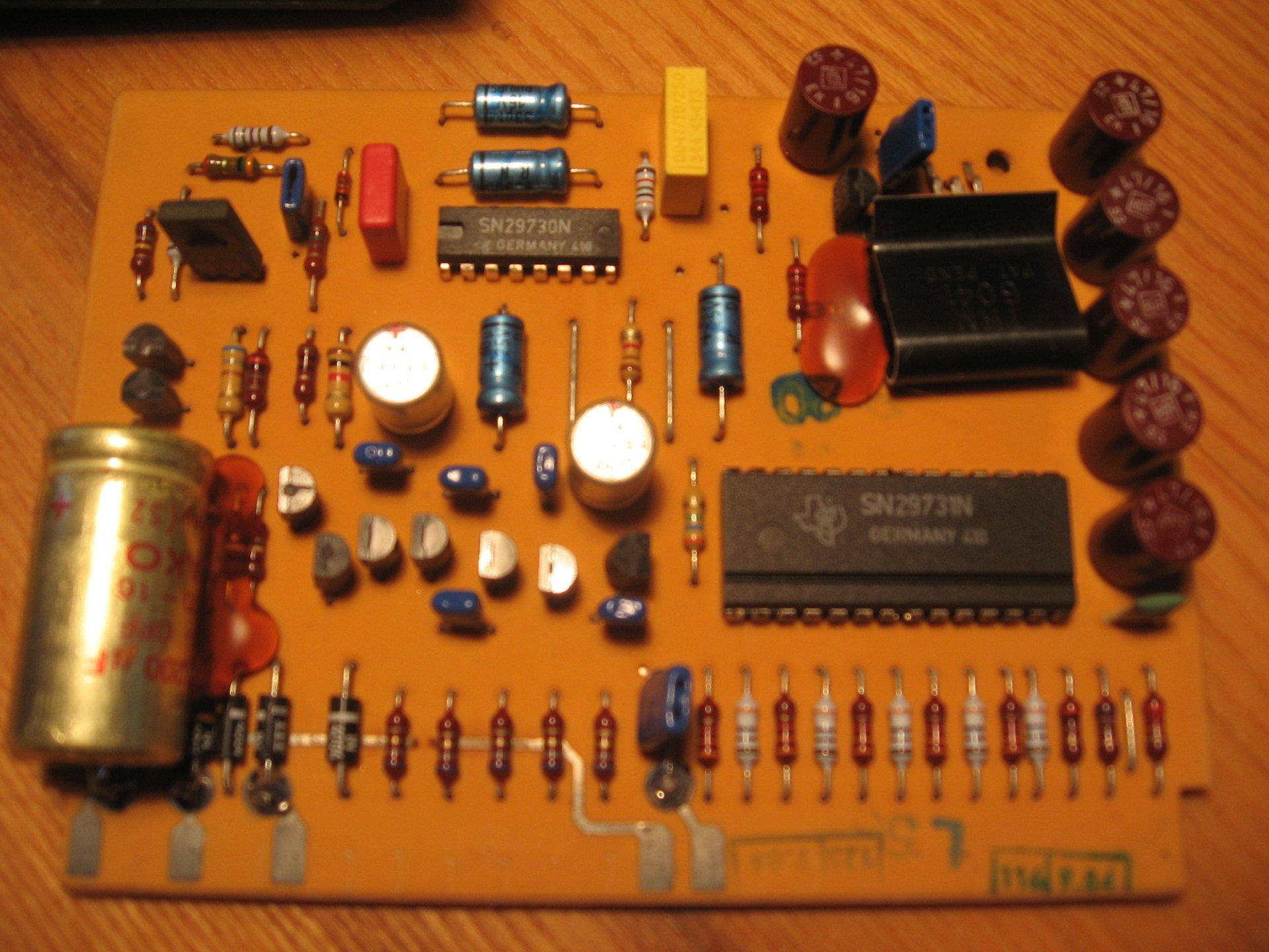 схема проводки сиерра 2.3 дизель