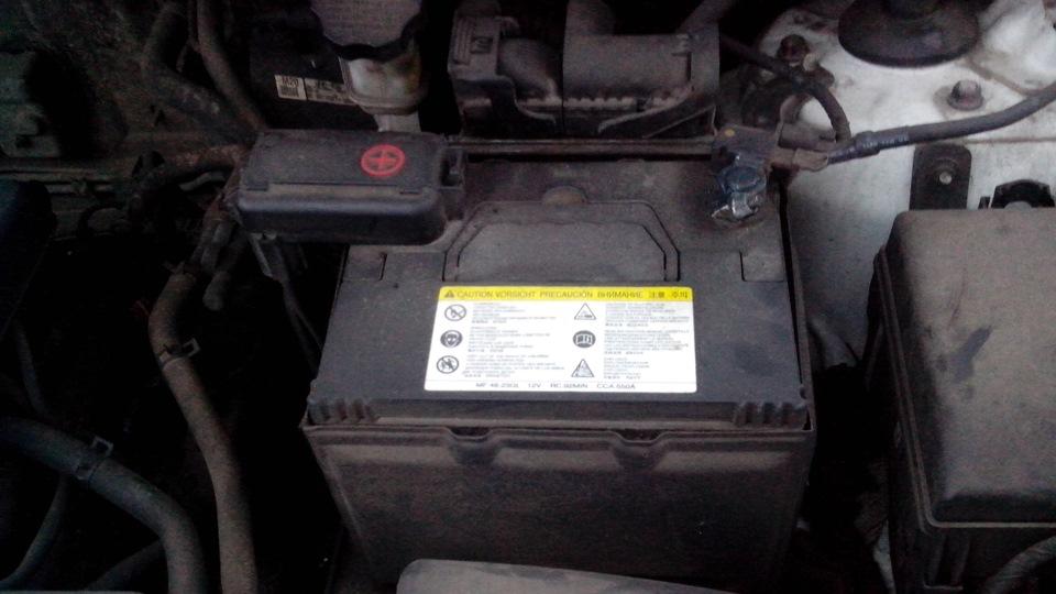 какой аккумулятор для kia rio 2012
