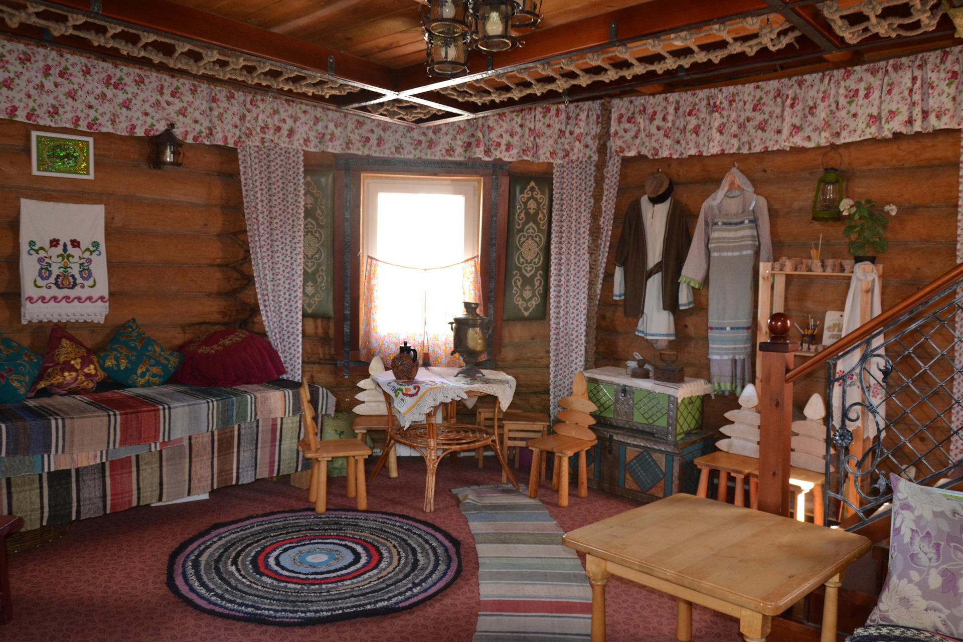 татарский дом рисунок веста ангкор коричневая