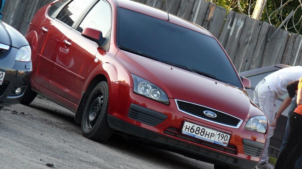Ford Focus Hatchback Red Devil | DRIVE2