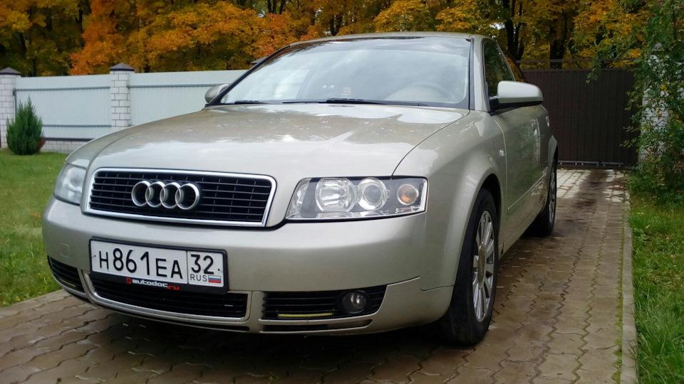 Audi A4 18 T Avj Drive2