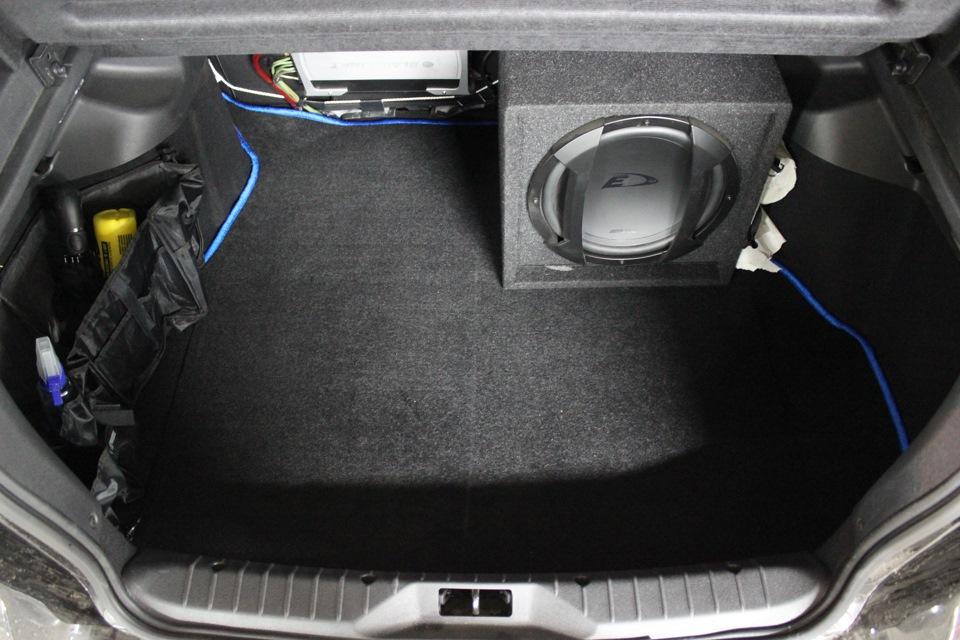 лада гранта лифтбек фото багажника