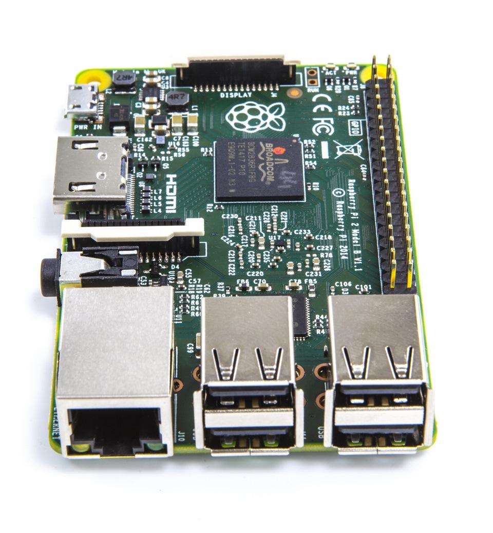 Sip Phone on Raspberry Pi 2 — DRIVE2