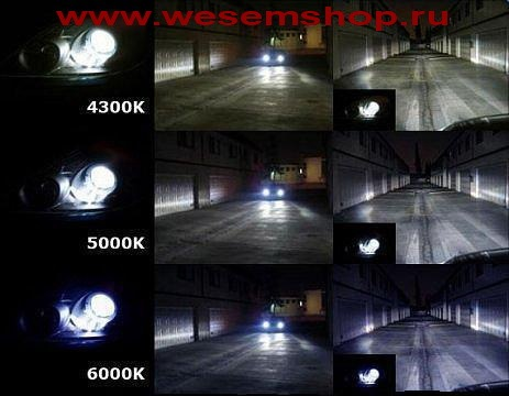 какие лампочки светят ярче на автомобиле