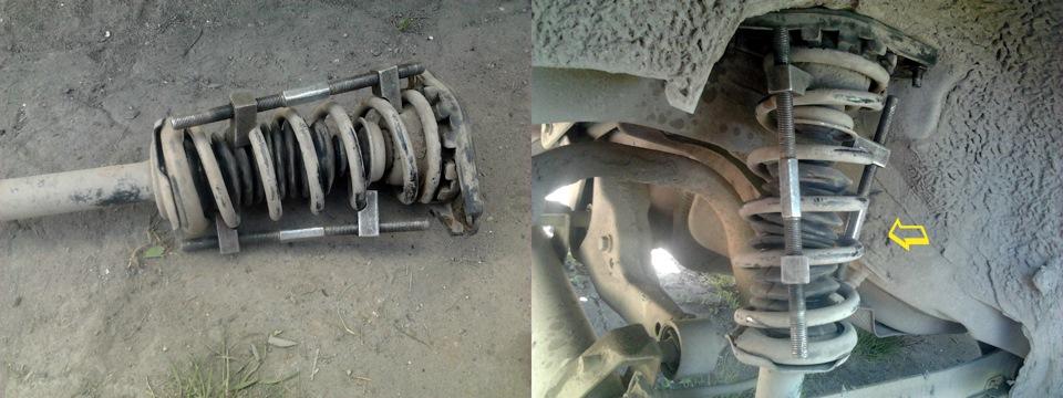 Пыльник заднего амортизатора (Almera N16) (замена на тазовский) - бортжурнал Nissan Almera Кросовка 2005 года на DRIVE2