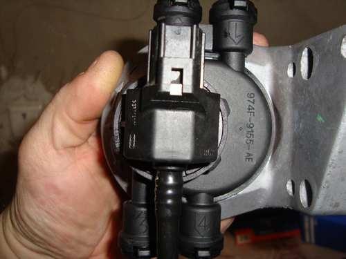 Ремонт и доработка кронштейна топливного фильтра. - бортжурнал Ford Transit 1998 года на DRIVE2