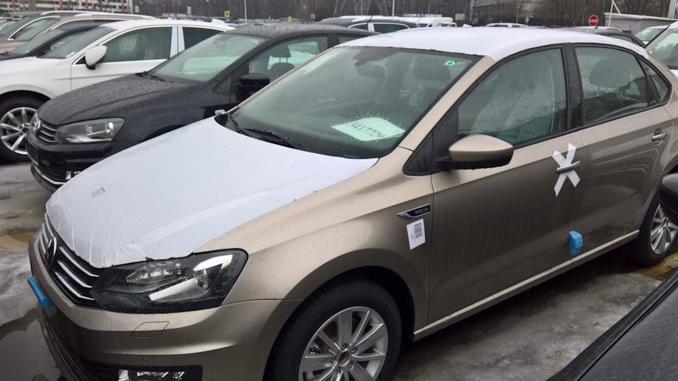 volkswagen polo парковочный режим дворников