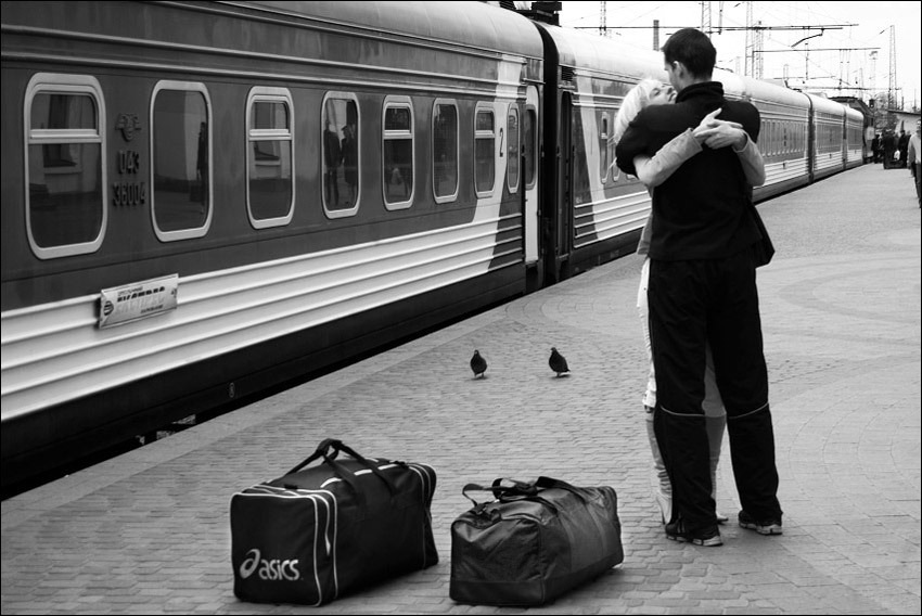 Вокзал для двоих — DRIVE2