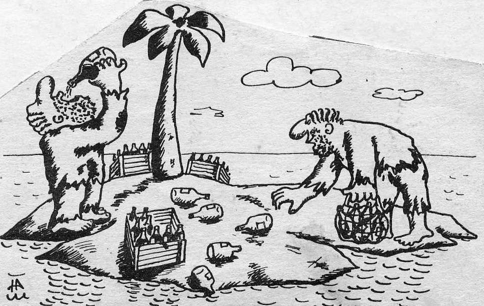 Картинки по запросу карикатура остров секс