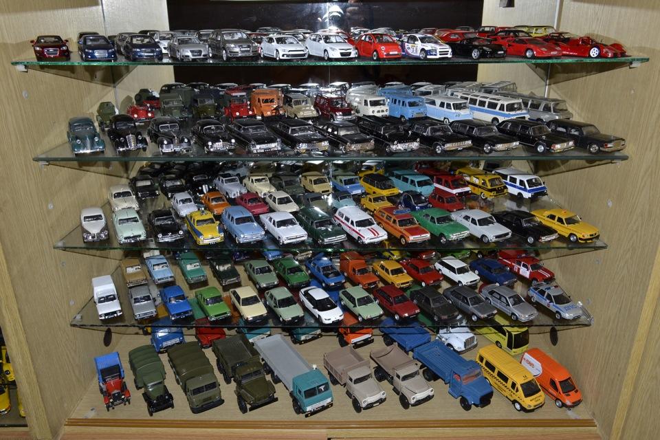 Масштабные модели автомобилей купить коллекционные