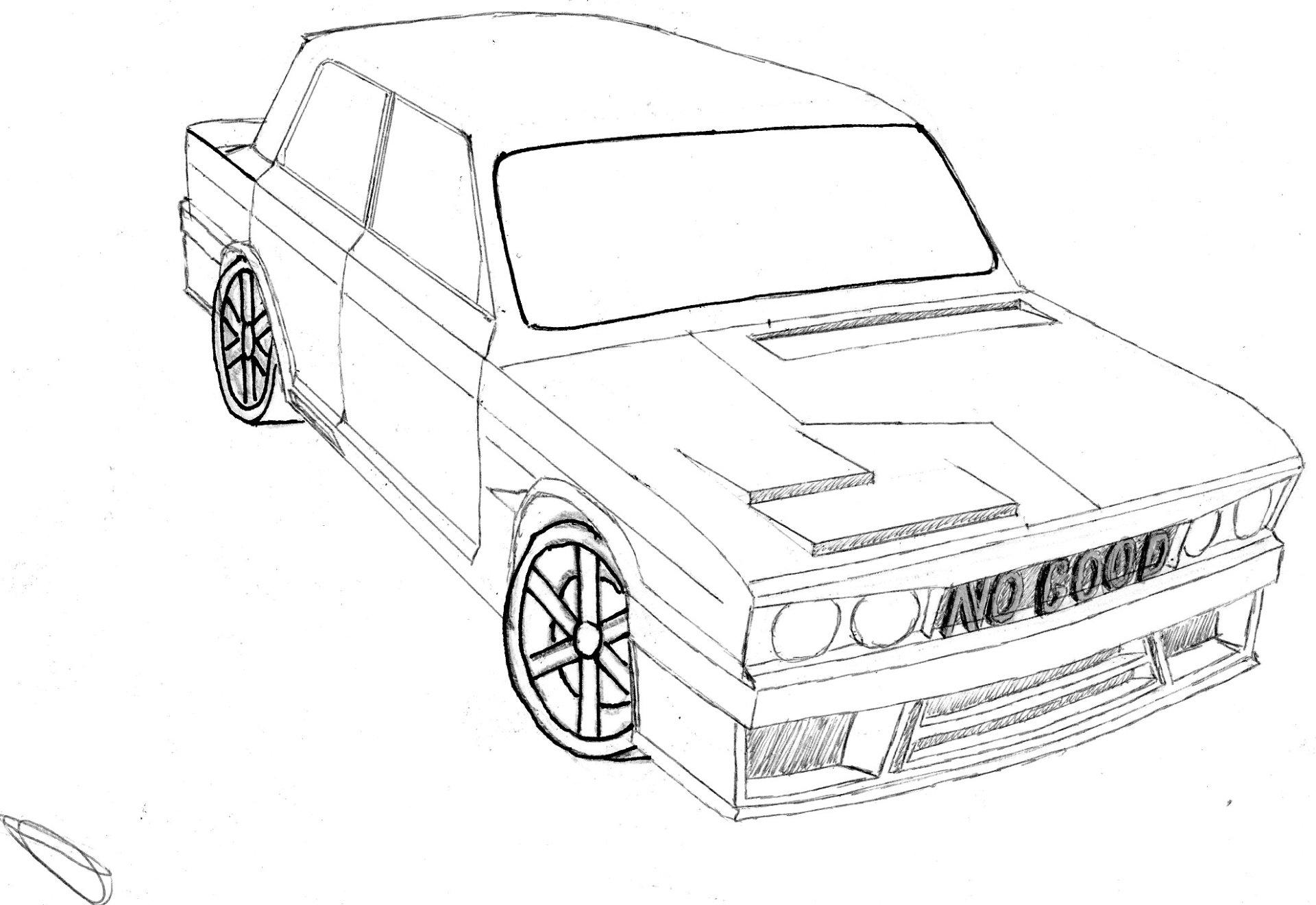 Картинки русские машины рисуем, пожеланием красочные для