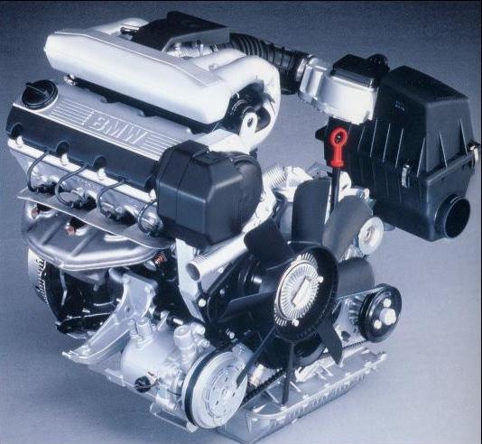 двигателей БМВ М40