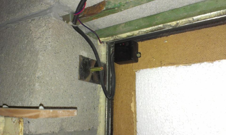 Сигнализацию в гараж