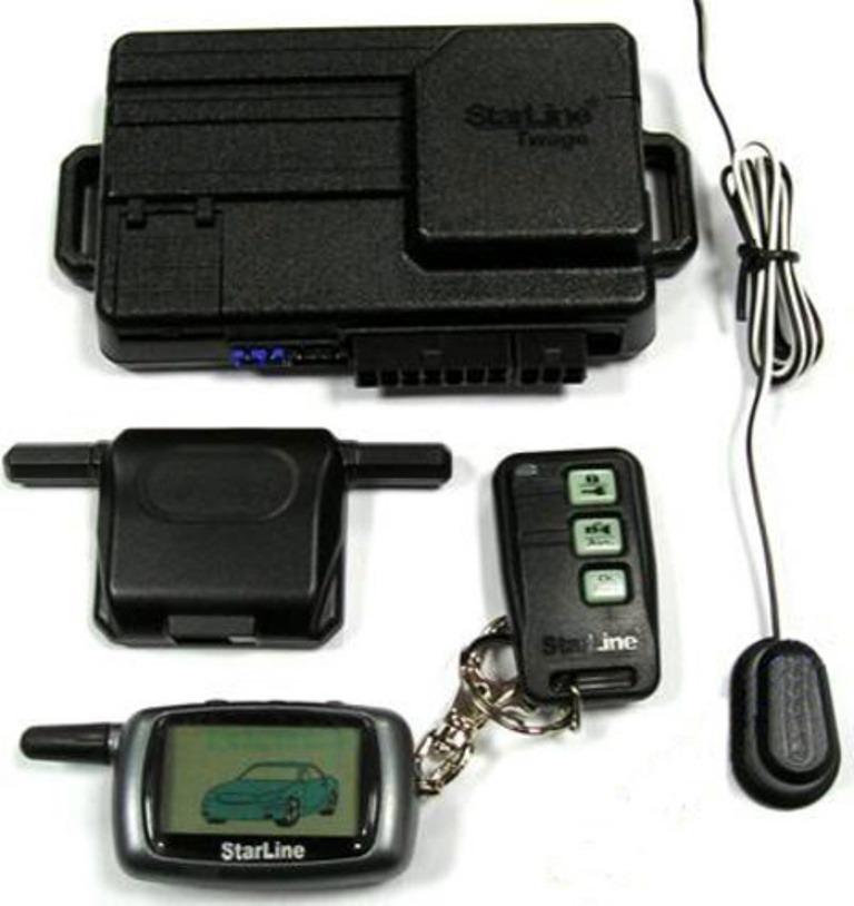 сигнализация Hyundai H B7 2 инструкция - фото 8