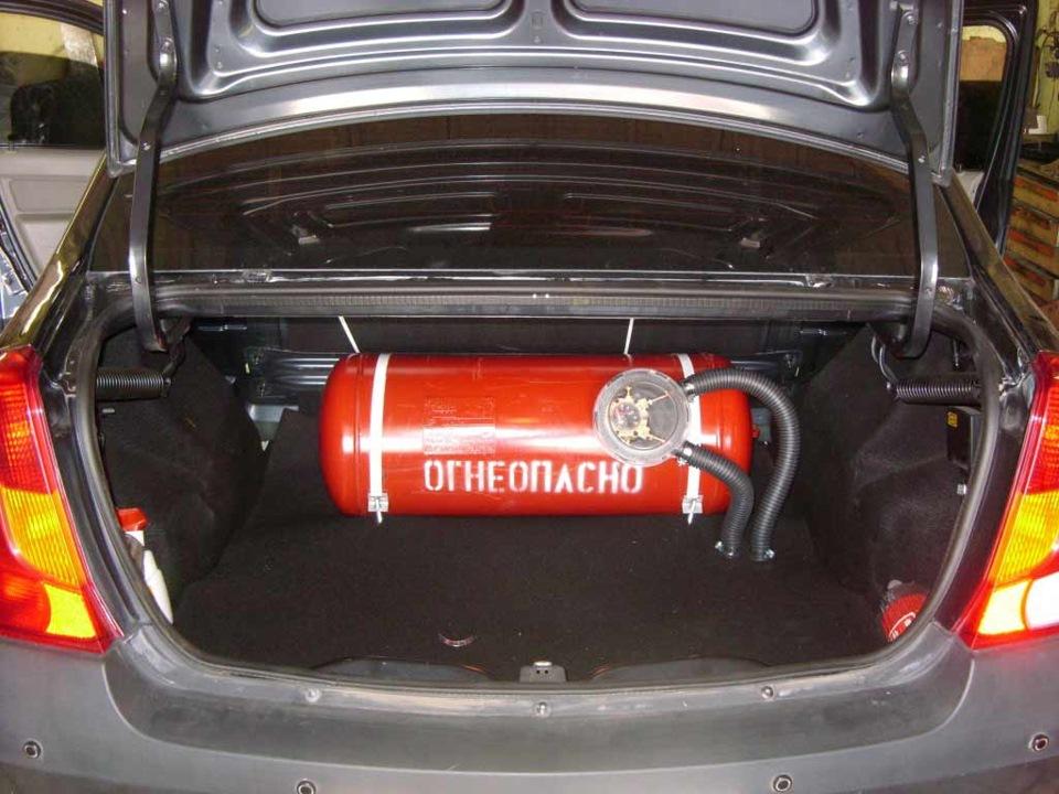 Заправка метана в домашних условиях 142
