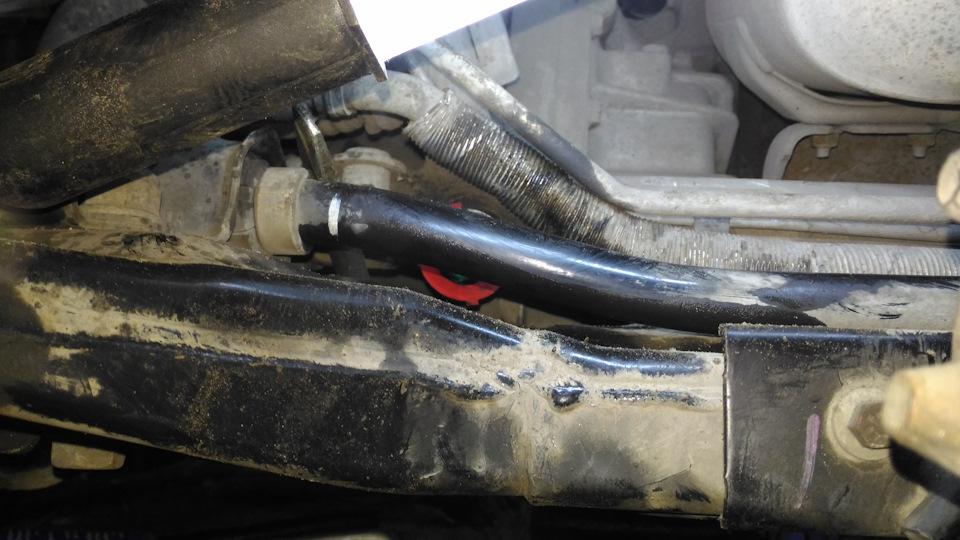 Замена рулевой рейки на форд мондео 4 своими руками