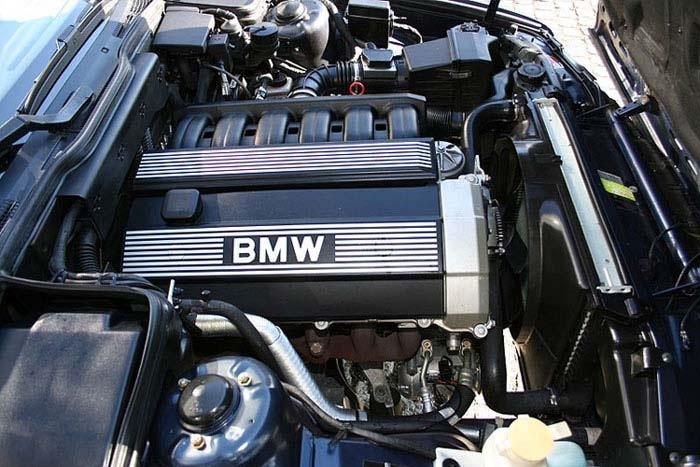 Все двигатели бмв е34