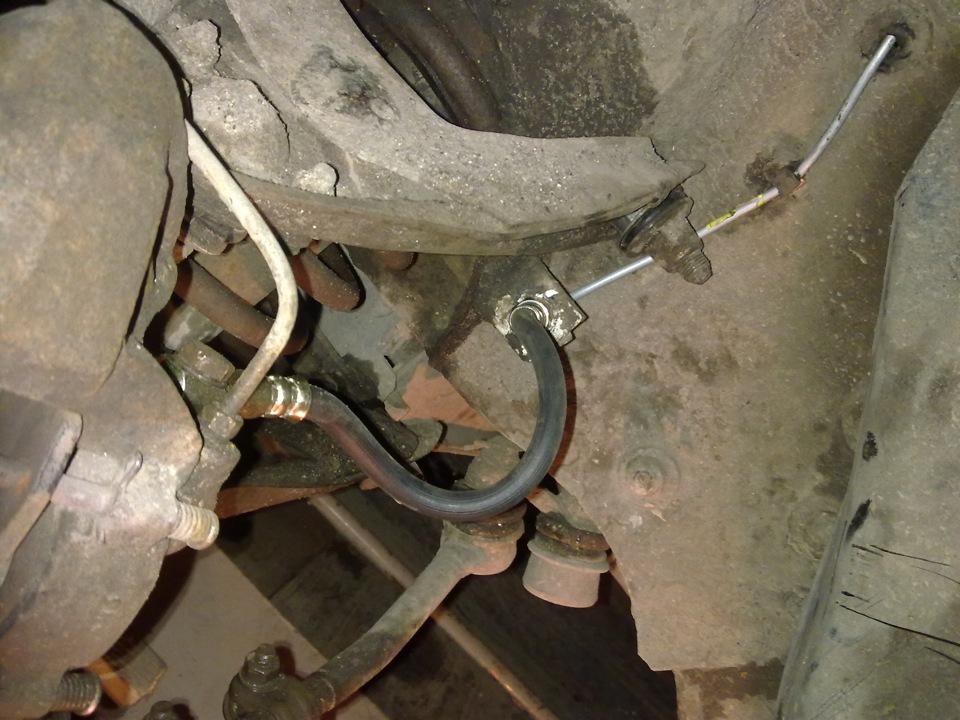 Фото №17 - как поменять тормозную жидкость на ВАЗ 2110