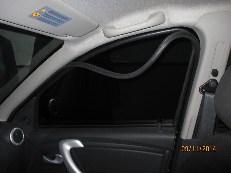 Установка парктроника на рено флюенс своими руками видео