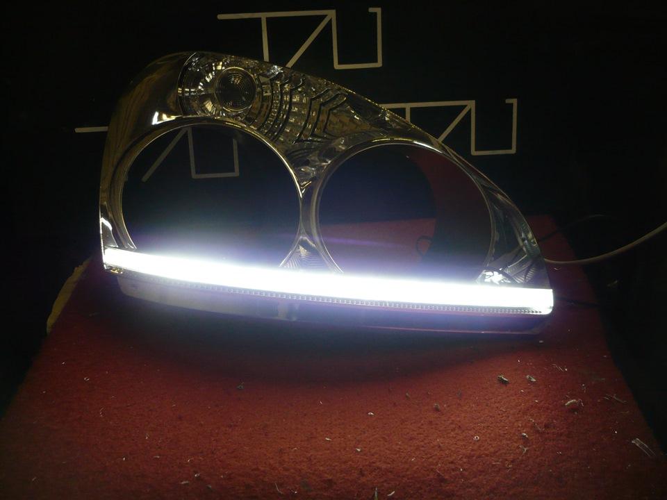 Ремонт светодиодной фары своими руками
