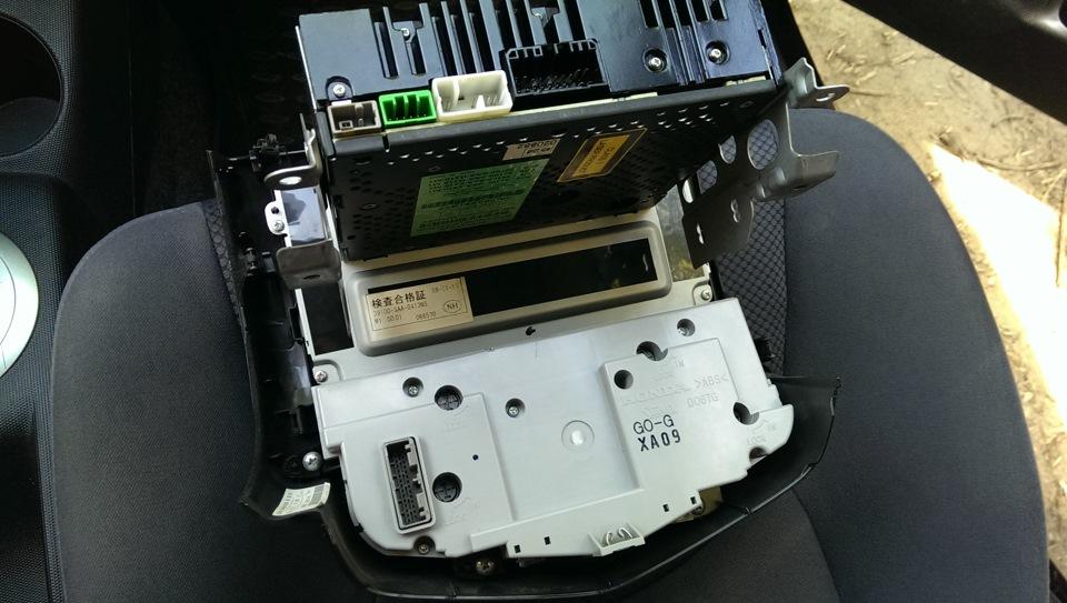 Схема установки камеры заднего фото 511