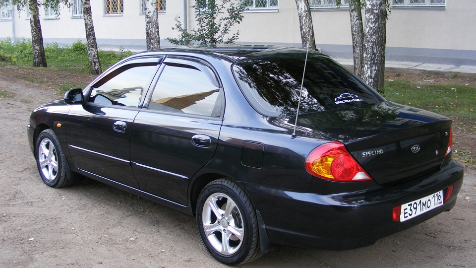 used 2004 kia spectra for sale pricing features edmunds autos post. Black Bedroom Furniture Sets. Home Design Ideas