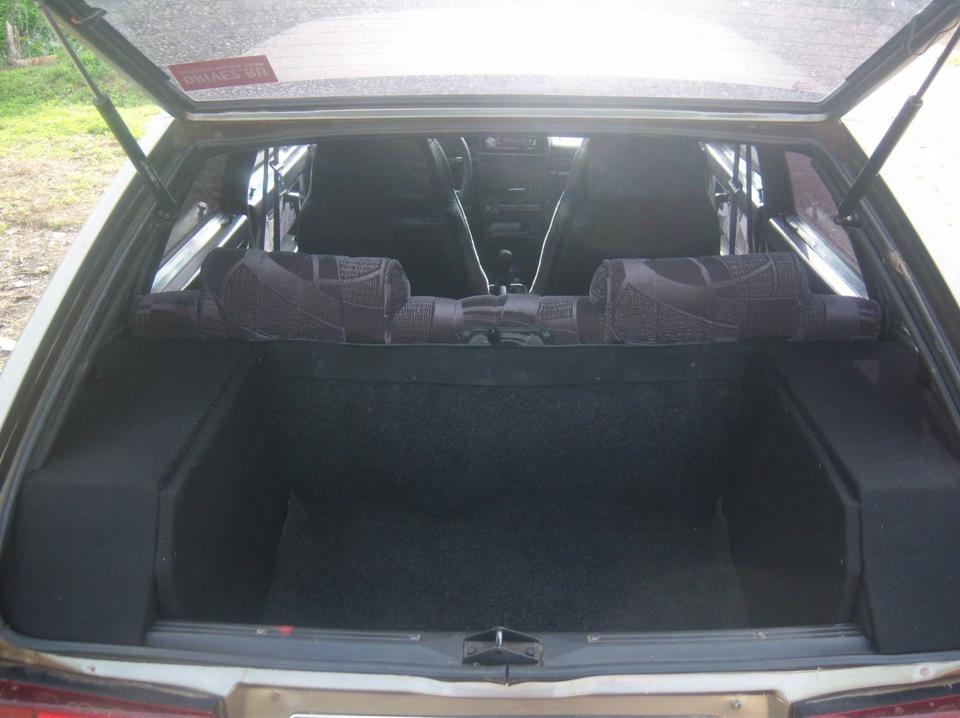 Багажник ваз 21099 своими руками 71
