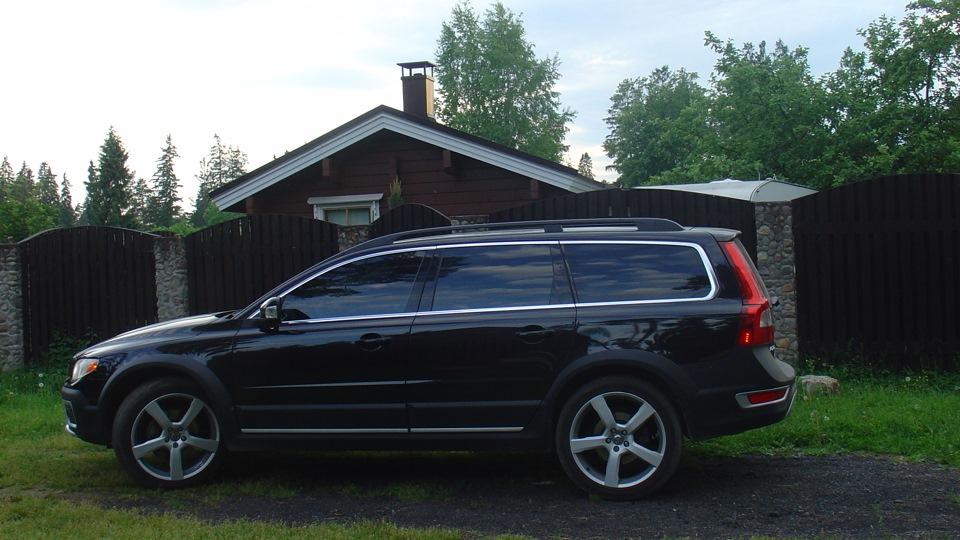 volvo xc70 2008 года