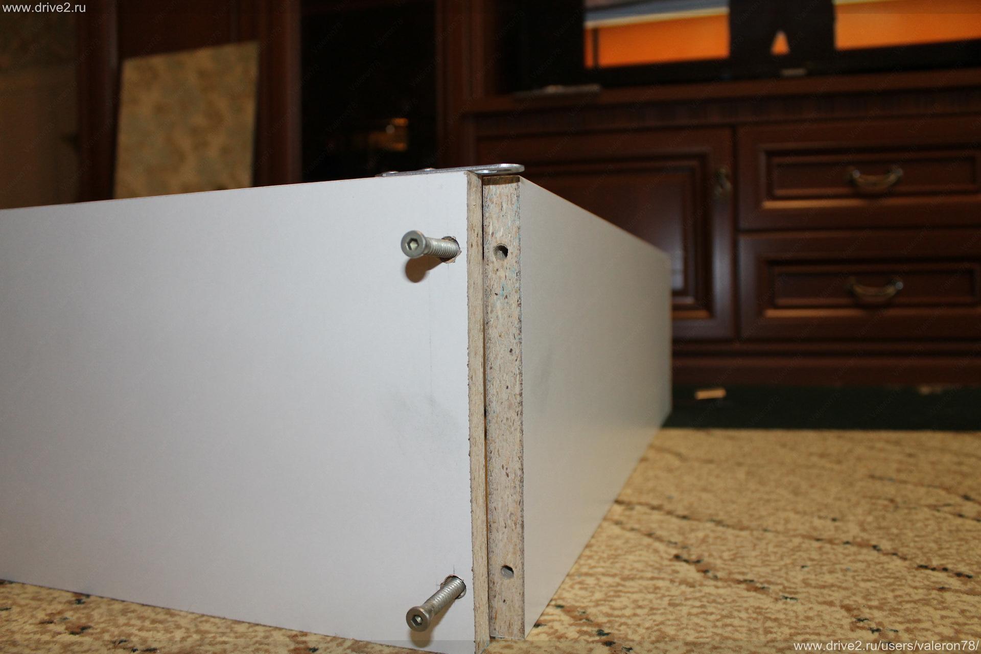 Как сделать самому деревянный шкафчик под раковину 84