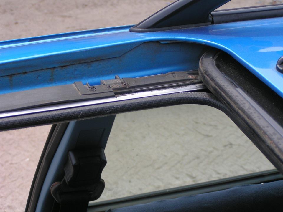 люк крыши ford sierra