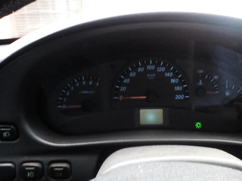 Фото №21 - приборная панель для ВАЗ 2110 с бортовым компьютером