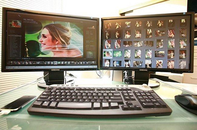 Какой монитор лучше для фотографа