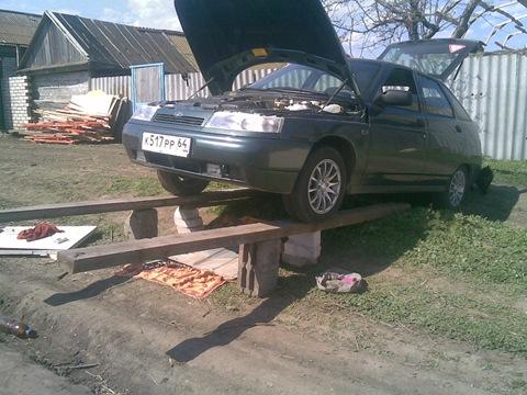 Фото №19 - ремонт автомобиля ВАЗ 2110 своими руками