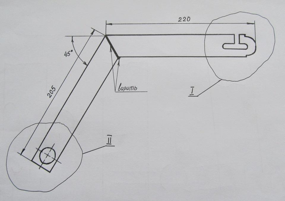 Колёса для лодки пвх своими руками чертежи