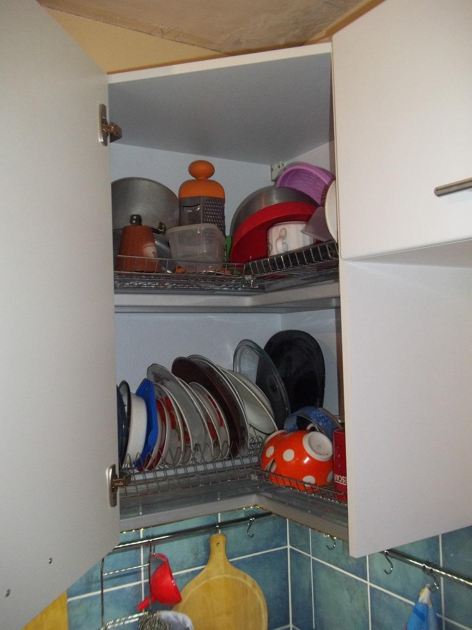 сушилка в угловом шкафу кухни фото тянуло музыке