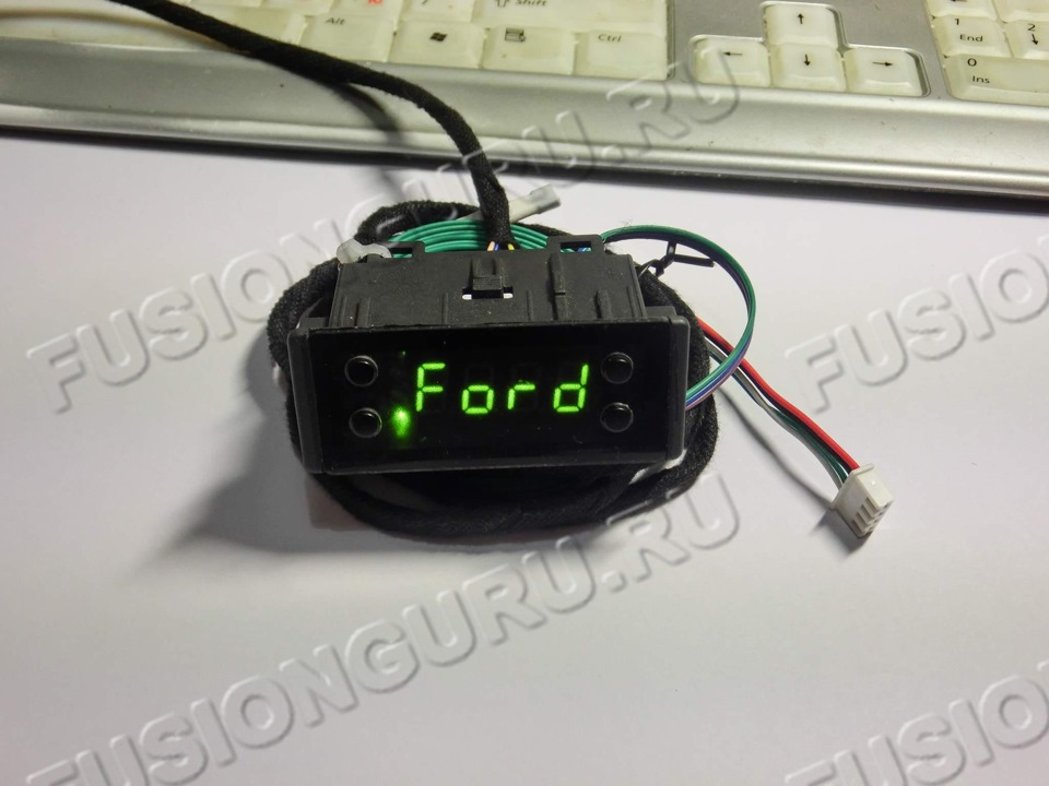 ford fusion бк