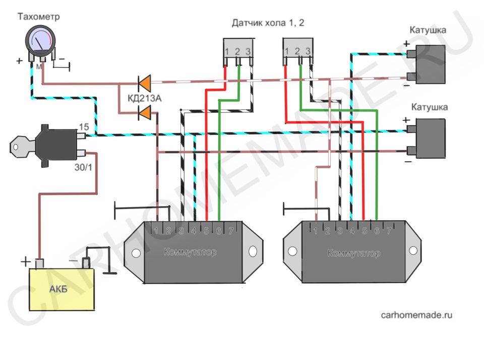 Установка и подключение электропроводки фаркопа своими 47