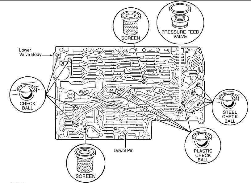 Автоматическая коробка передач схема фото 169