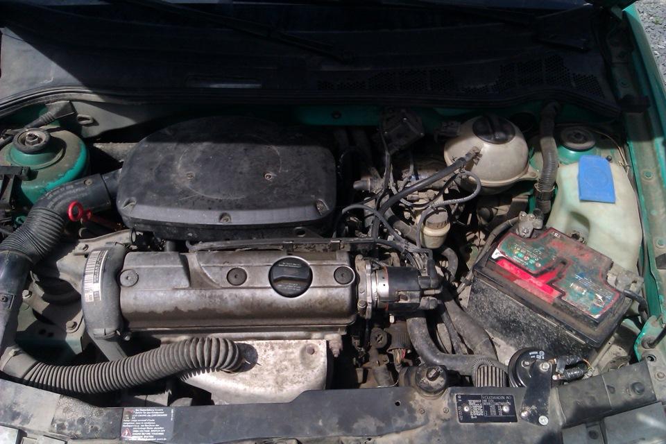 глохнет двигатель фольксваген поло