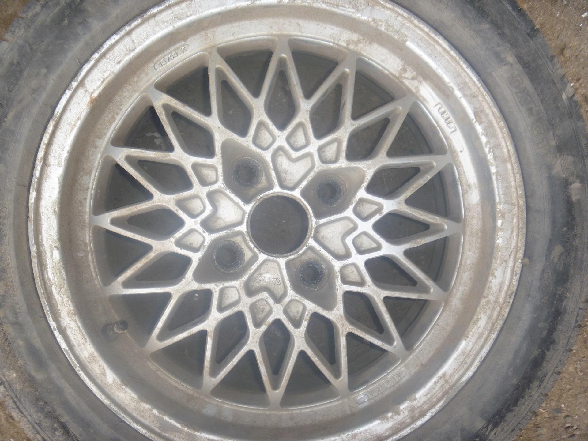 маркировка колесного диска 15x7jj mazda