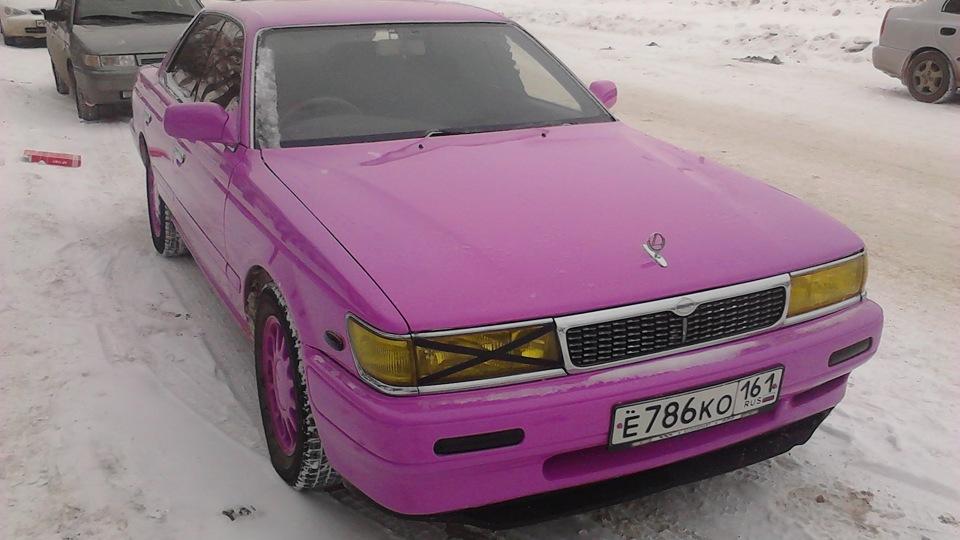 nissan laurel 1991 � о�з�в владел��а psimag � drive2ru