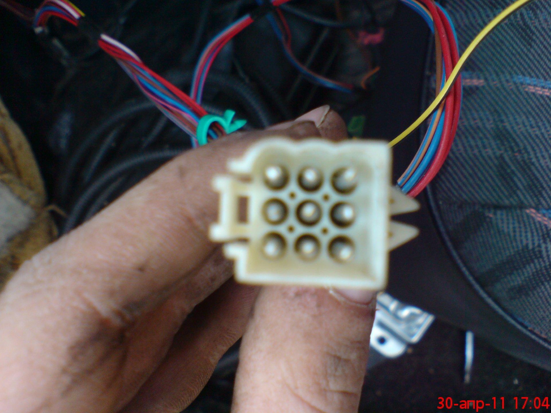 модуль зажигания бош 2114 схема выхода