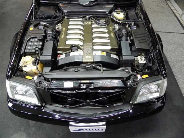 Mercedes Benz Sl73 Amg R129 42