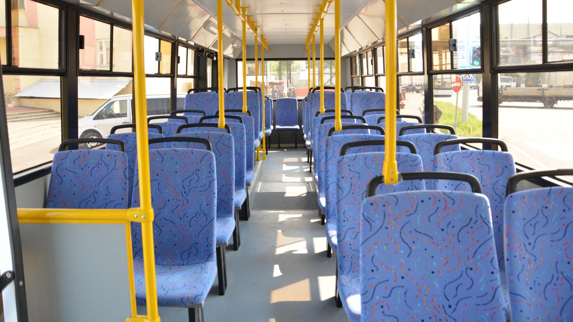 Автобус изнутри картинка так