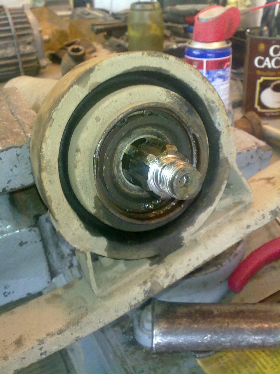 Как сделать карданы на ниву из шрус 82