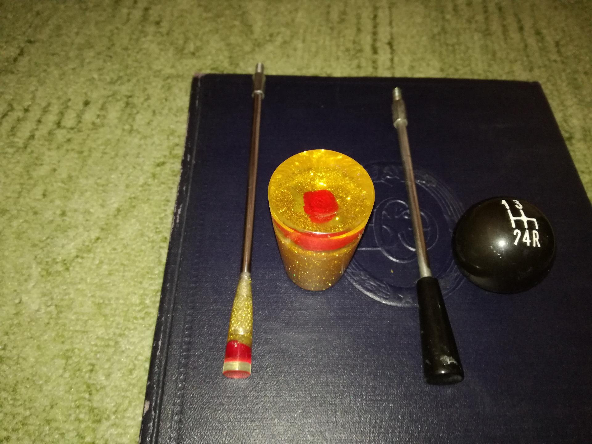 Ручка кпп из эпоксидного своими руками фото 171